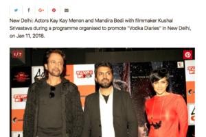 Vodka Diaries Promotions